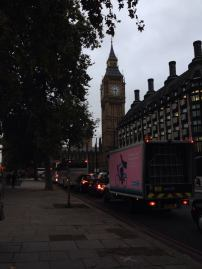 Westminster's famous Big Ben