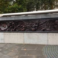 WWII Monument in London