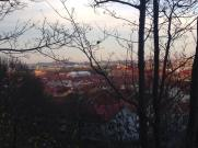Back up to Skansen Kronan for Sunset
