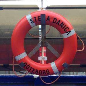 Stena Danica Ferry