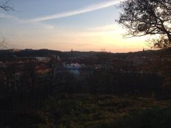 Sunset over Gothenburg
