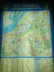 City Map of Gothenburg