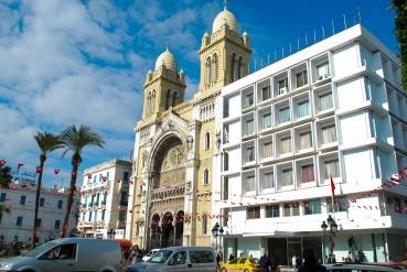 Christian Church in Tunis