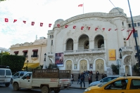 Theatre in Tunis