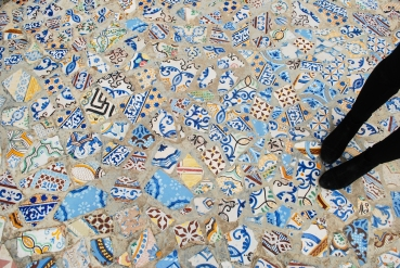 Rooftop Tile in Tunis