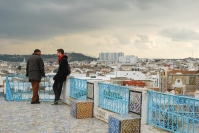 Rooftop in Tunis