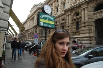 Agnieszka the Tourist