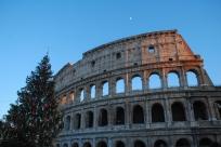 Colosseum Christmas