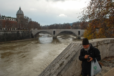 Sunday Walk in Rome