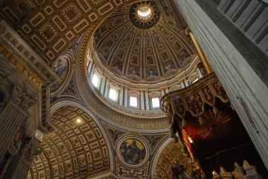 Gilded Vatican