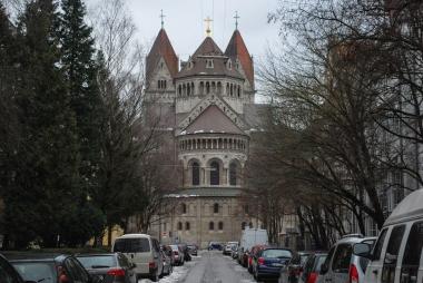 Exploring Munich