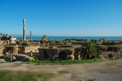 Roman Baths in Carthage